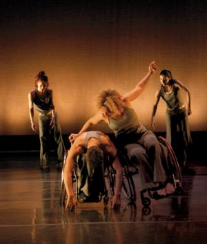 AXIS Dance Company to Perform at Ordway Center for the Performing Arts, 3/21