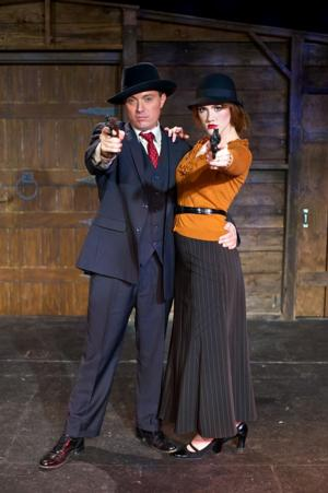 BWW Reviews: Utah Repertory Theater Company's BONNIE & CLYDE is a Worthy Utah Premiere