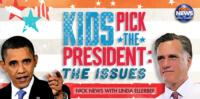 Nick News to Present KIDS PICK THE PRESIDENT: THE ISSUES, 9/17