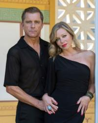 Maxwell Caulfield Co-Stars with Rachel Sorsa in HELEN at Getty Villa, 9/6-29