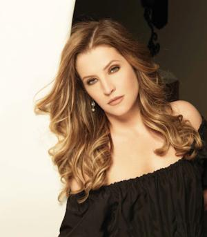 Lisa Marie Presley to Play bergenPAC, 10/10
