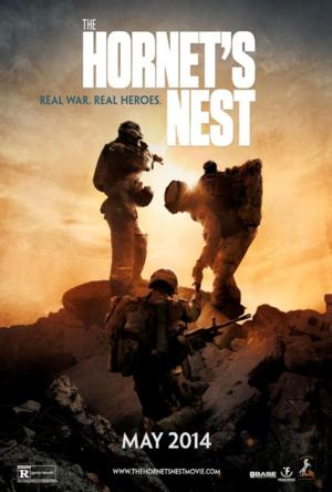 Groundbreaking Afghanistan War Film THE HORNET'S NEST Hits Theaters Today
