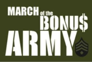 Oracle Theatre Presents Limited Engagement of THE MARCH OF THE BONUS ARMY, 9/4-14