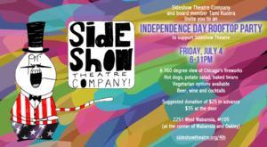 Sideshow Theatre Presents STUPID FUCKING BIRD, Now thru 9/21