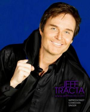 Impressionist Jeff Tracta to Bring A JOURNEY THROUGH POP CULTURE to Las Vegas Hotel & Casino, 4/24