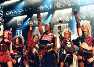 WE WILL ROCK YOU, das Original Musical von QUEEN mit den 21 größten Hits der  Kultband, rockt ab September 2014 München!