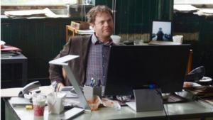 Fox Picks Up Procedural Drama BACKSTROM with Rainn Wilson