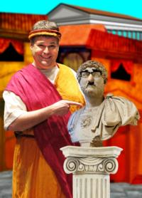 Spreckels Theatre Presents A FUNNY THING HAPPENED ON THE WAY TO THE FORUM, Now thru 2/17