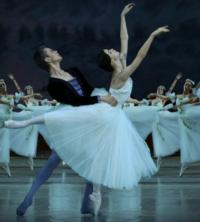 Town Hall Theater Screens GISELLE, 10/8