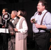 East Lynne Theater Company Opens SHERLOCK HOLMES, Today