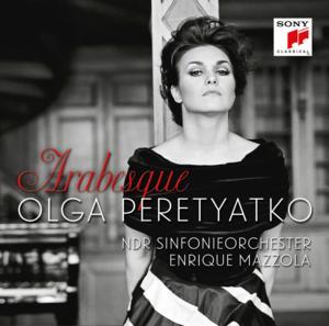 Olga Peretyatko to Release ARABESQUE, 2/18