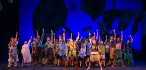 BWW Reviews: PETER PAN is Enchanting! Arizona Broadway Theatre's Production is a Triumph! Errigo is Amazing!