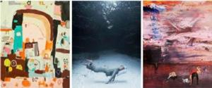 The Saatchi Gallery Presents CONTINENTAL SHIFT: EMERGING ARTISTS FROM SAATCHI ART, 4/2-22