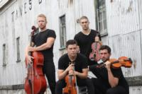 Well-Strung: The Singing String Quartet Returns to Marjorie S. Deane Little Theater, 2/28-3/16