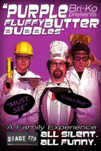Stage 773 Re-Launches PURPLE FLUFFY BUTTER BUBBLES Sketch Show Today