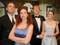 Maurer Productions' A LITTLE MURDER NEVER HURT ANYBODY Runs 11/2-11 at Kelsey Theatre