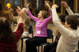 STG's Dance for Parkinson's Launches New Site
