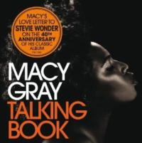 Macy Gray's 'TALKING BOOK' CD Now Available for Preorder on Amazon