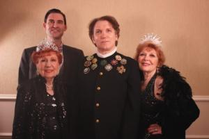 BWW Reviews: Beaux Arts Society's 108th Beaux Arts Ball Honors Charles Busch, Anita Gillette, More