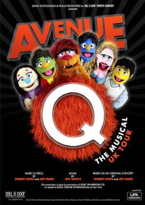 AVENUE Q UK Tour to Play Leeds Grand Theatre, 3-4 June