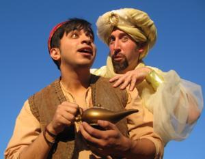 Pumpkin Theatre to Present ALADDIN, Begin. 9/20