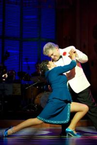 Russell Grant Joins Flavia Cacace and Vincent Simone in West End's MIDNIGHT TANGO