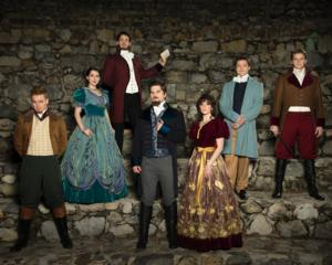 BWW Reviews: BYU's Impressive U.S. Premiere of THE COUNT OF MONTE CRISTO Shows Great Potential