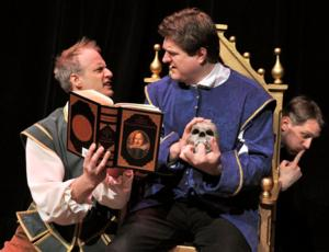 Lyric Arts to Present THE COMPLETE WORKS OF SHAKESPEARE (ABRIDGED), 3/28-4/13