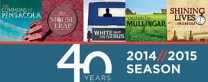Northlight Theatre Announces Casting for 'PENSACOLA', THE MOUSETRAP, and WHITE GUY ON THE BUS
