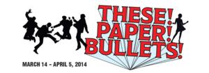 Full Cast and Creatives Announced for Yale Rep's THESE PAPER BULLETS!