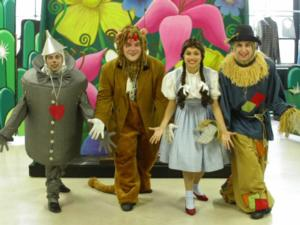 La Mirada Theatre to Continue Young Audience Series with THE WIZARD OF OZ, 3/2