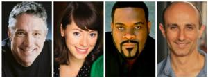 Michael Rupert, Allison Guinn, Phillip Boykin & Stephen DeRosa Join ON THE TOWN Broadway Revival; Full Cast Announced