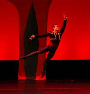 Metropolitan Ballet Academy Alumnus Joins Next Generation Ballet as New Artist