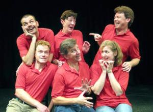 Dreamcatcher Rep to Open Season with Improv Troupe Multiple Personality Disorder, 9/13