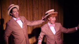 BWW Reviews: I LOVE LUCY LIVE ON STAGE Takes DFW Back in Time