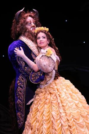 Disney's BEAUTY AND THE BEAST Coming to RiverCenter, 3/15-16
