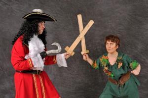 PETER PAN Runs 3/8-23 at MCCC's Kelsey Theatre