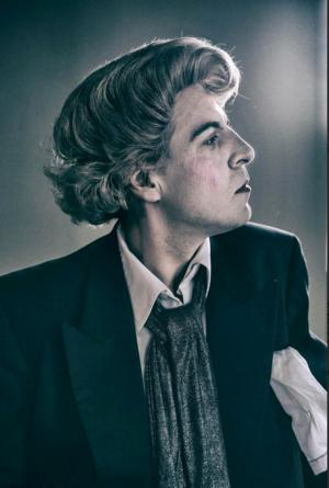 QUENTIN CRISP: NAKED HOPE Transfers from Edinburgh Fringe to the St. James Theatre Studio Tonight