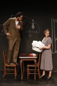 WORKING ON A SPECAL DAY Extends at 59E59 Through February 17