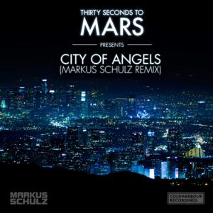Markus Schulz Remixes CITY OF ANGELS by 30 Seconds