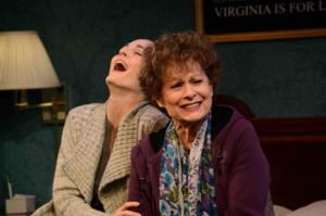HANDLE WITH CARE Plays 100th Performance Off-Broadway Tomorrow