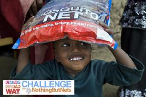 Camp Broadway Announces Partnership with United Nations Foundation's NOTHING BUT NETS