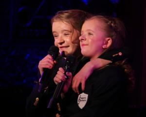 BWW Blog: Abigail Shapiro - Sister, Sister Act