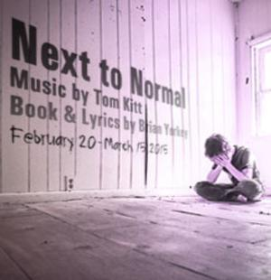 Secondstory Rep Presents Next To Normal Now Thru 3 15