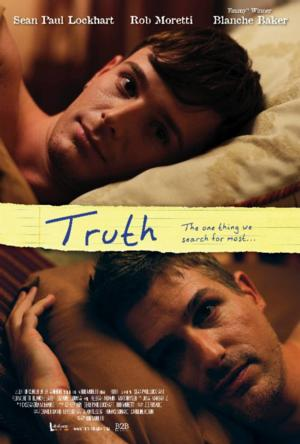 TRUTH, Starring Sean Paul Lockhart, Opens at New York's Quad Cinema, 1/10
