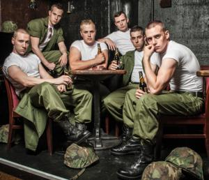 BWW Reviews: DOGFIGHT, Southwark Playhouse, August 13, 2014
