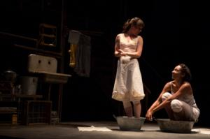 Signature Theatre's 'World of the Play' Continues for AND I AND SILENCE, 9/13