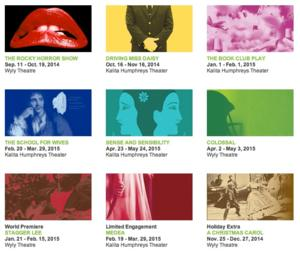 Tickets on Sale Now for DTC's 14-15 Season, Featuring 'ROCKY HORROR', SENSE AND SENSIBILITY and More