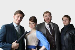 Playhouse on the Square to Present ONE MAN, TWO GUVNORS, 9/26-10/12