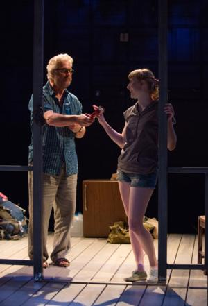 BWW Reviews: Pierce's SLOWGIRL Makes a Curious Piece at the Geffen